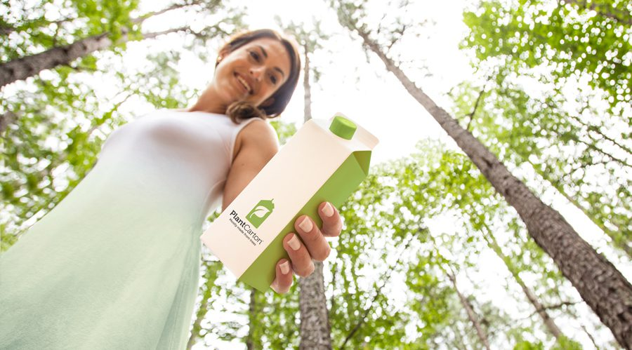 Evergreen Packaging Unveils PlantCarton® Brand to Promote Sustainable Packaging