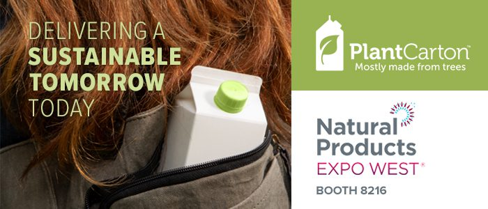 The Evergreen Packaging team is headed to Natural Products West Expo